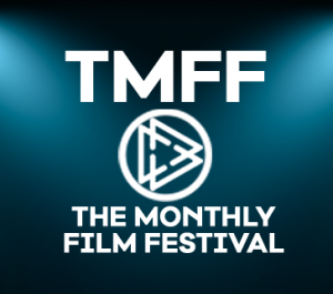 TMFF The Monthly Film Festival logo